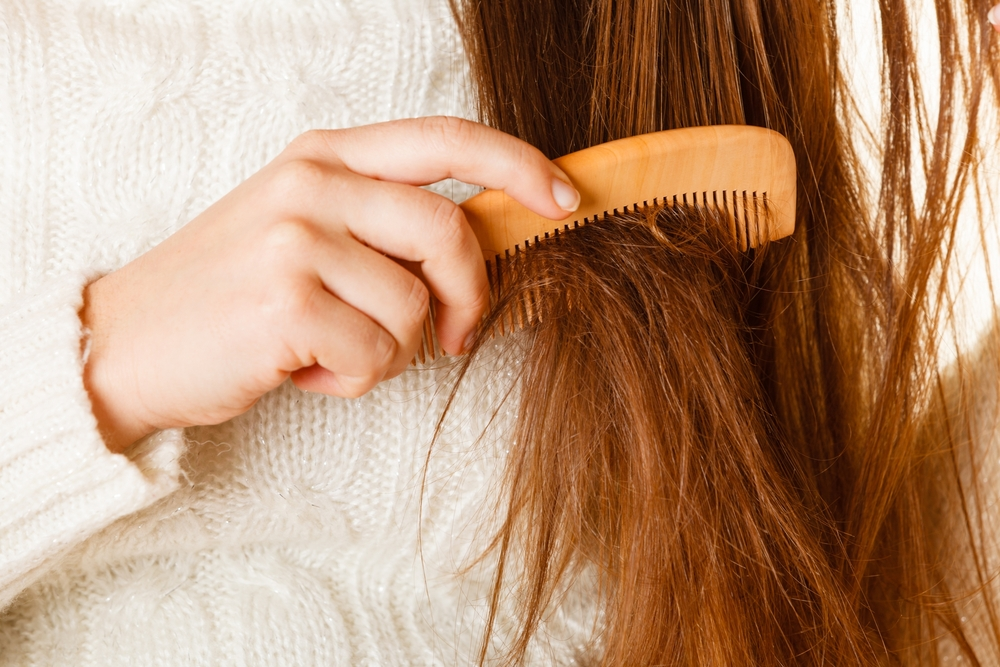 Let Your Hair Speak Up, part 1. Damaged Hair Care