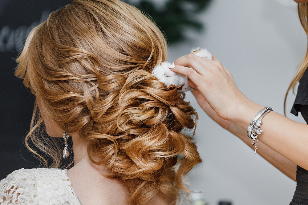 Beautiful Hair at the Wedding! Part 2 - the Best Bridal Hairstyles