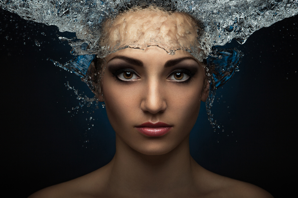 Wonderful Power of the Elements - Water & Hair Care