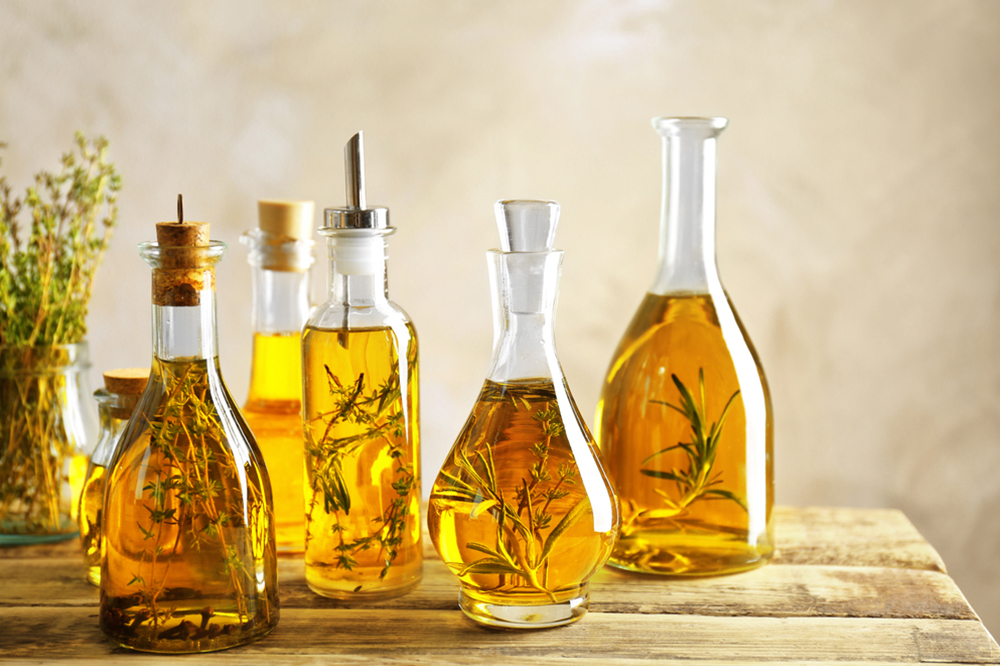 Natural oils - Best Hair Regeneration Guaranteed
