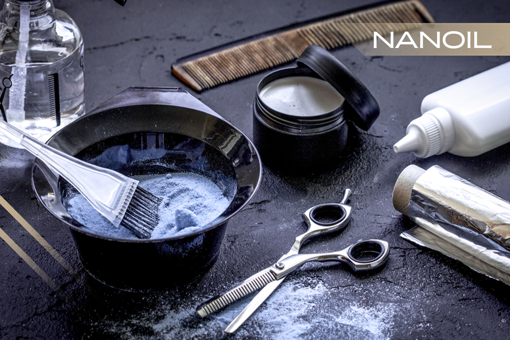 Hair Coloring Without A Dye How To Make The Hair Darker Naturally