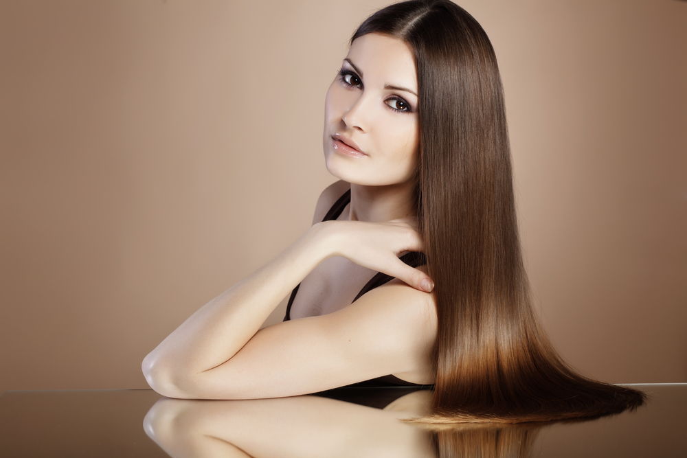 5 Easy Recipes For Straight And Smooth Hair Without A Straightener
