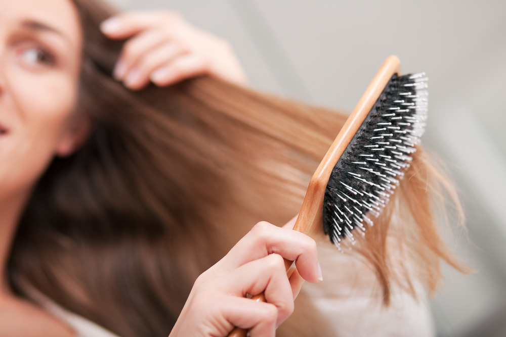 Hair Brushing Revealed How To Match A Hair Brush Or A Hair Comb To